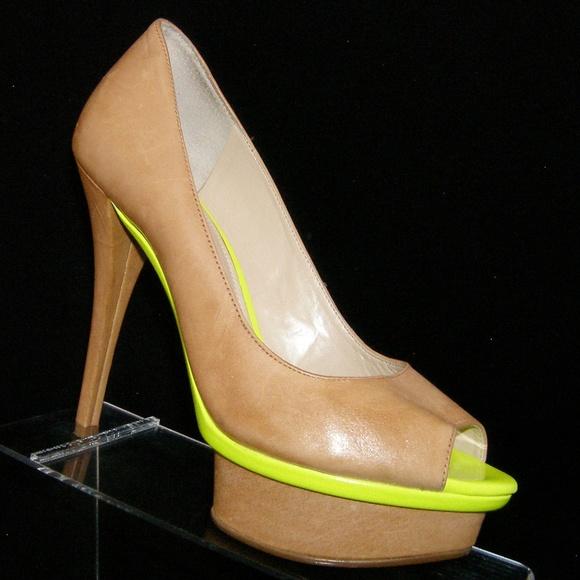 6d6f73adb5e Enzo Angiolini Shoes - Enzo Angiolini Loveutoo leather platform heel 8.5M